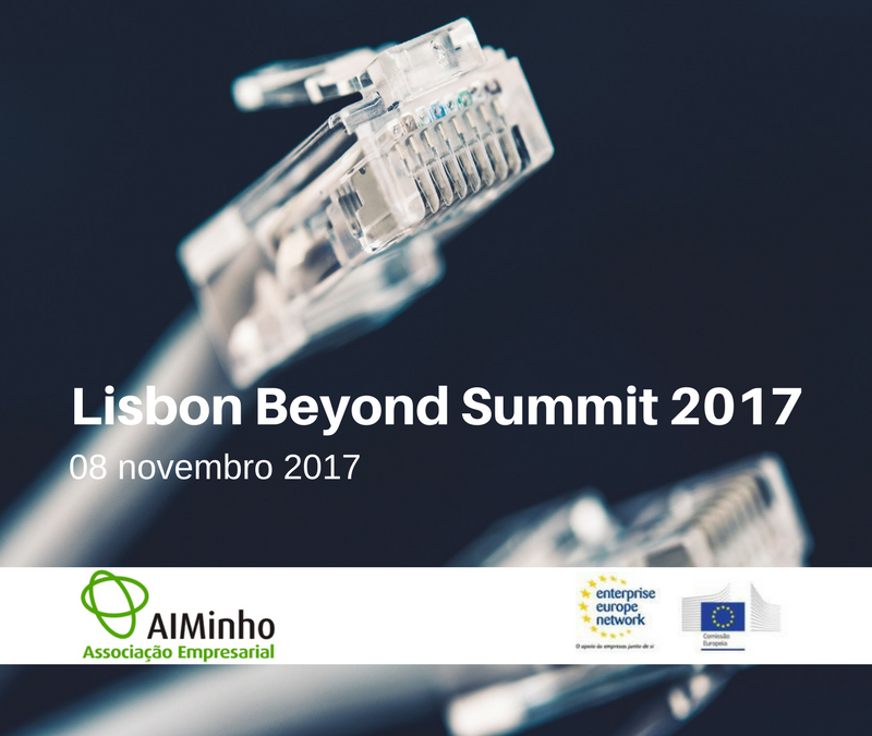 Lisbon Beyond Summit 2017
